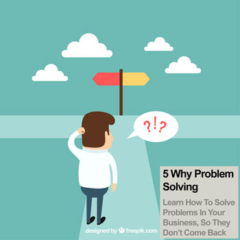 5 Why Problem Solving