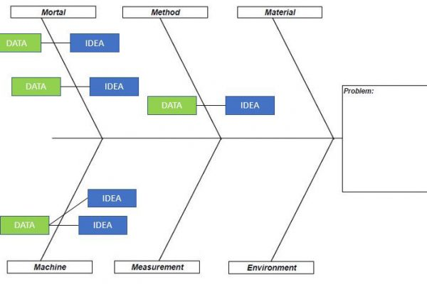 CEDAC Fishbone Diagram