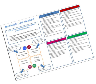 Flexible Leader Reference Card